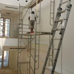 commercial painting richmond hill