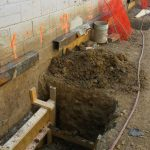 commercial underpinning