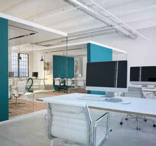 office renovations toronto